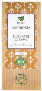 EcoBlik Herbatka Ambrozja EKO 70 g