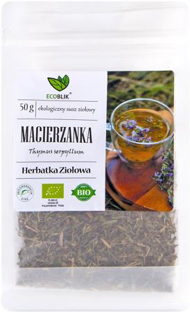 EcoBlik Macierzanka EKO 50 g