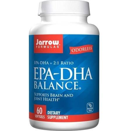 Jarrow EPA-DHA Balance 600 mg 60 kapsułek