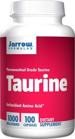 Jarrow Formulas Tauryna 1000 mg 100 kapsułek