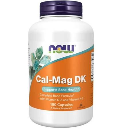 Now Foods Cal-Mag DK 180 kapsułek