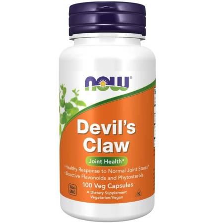 Now Foods Devil's Claw (Czarci Pazur) 100 kapsułek