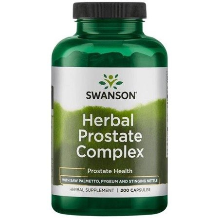 Swanson Herbal Prostate Complex 200 kapsułek