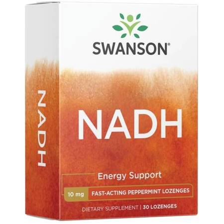 Swanson NADH Fast-Acting 10 mg 30 tabletek