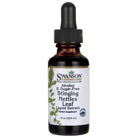Swanson Pokrzywa (Nettle) Extract 29,6 ml krople