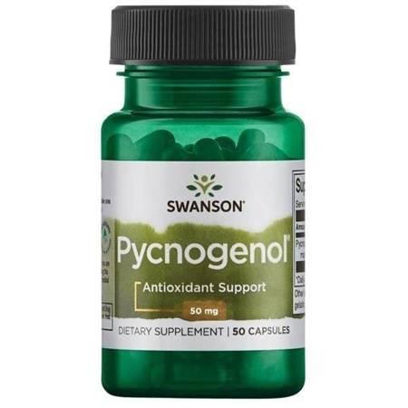 Swanson Pycnogenol 50mg 50 kapsułek