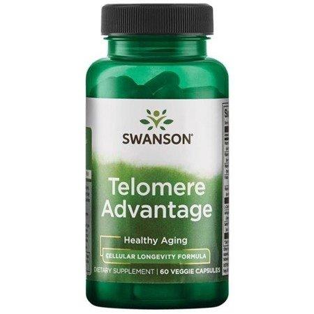 Swanson Telomere Advantage 60 kapsułek