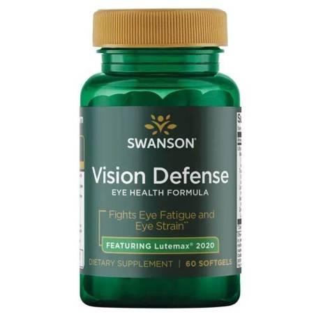 Swanson Vison Defense 60 kapsułek